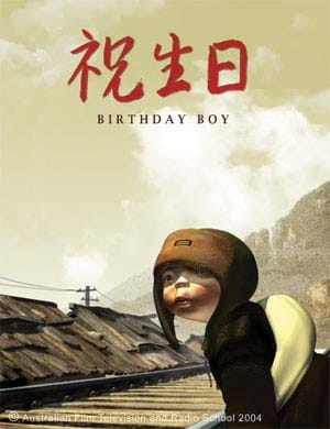 Cover Birthday Boy