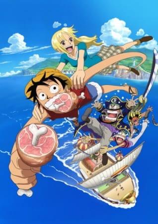 One Piece Special: Romance Dawn Story