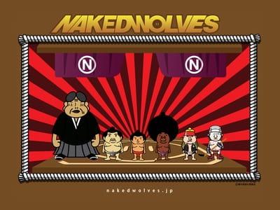 Naked Wolves