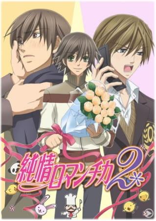 Junjo Romantica 2, Junjo Romantica 2,  Junjou Romantica Second Season, Junjyou Romantica II,  純情ロマンチカ2(に)