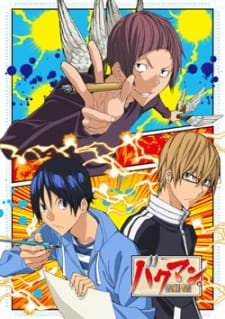 Nonton Bakuman. 3rd Season Subtitle Indonesia Streaming Gratis Online