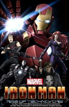 Cover Iron Man: Rise of Technovore