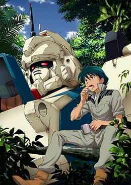 Mobile Suit Gundam: The 08th MS Team - A Battle with the Third Dimension, Kidou Senshi Gundam: Dai 08 MS Shotai - A Battle with the Third Dimension,  機動戦士ガンダム 第08MS小隊 三次元との戦い