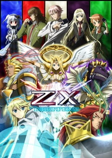 Z/X: Ignition BD Batch Episode 01-12 END Sub Indo