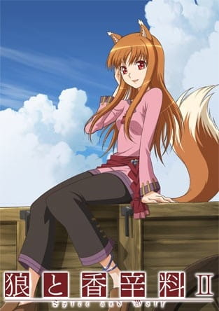 Spice and Wolf II, Spice and Wolf II,  Ookami to Koushinryou 2nd Season, Spice and Wolf 2nd Season,  狼と香辛料II