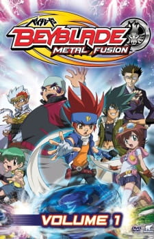 Metal Fight Beyblade picture