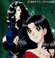 Glass no Kamen: Sen no Kamen wo Motsu Shoujo