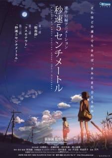 anime_Byousoku 5 Centimeter