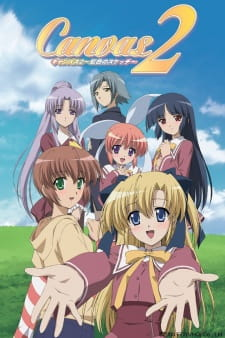 Nonton Canvas 2: Niji-iro no Sketch Subtitle Indonesia