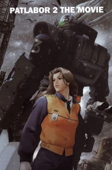 Kidou Keisatsu Patlabor 2 the Movie مترجم