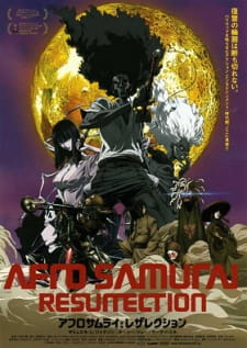 Afro Samurai: Resurrection Batch Subtitle Indonesia