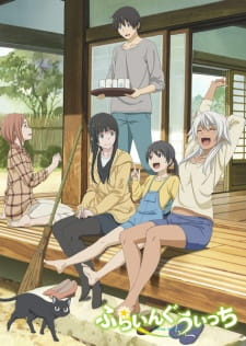 Flying Witch Subtitle Indonesia