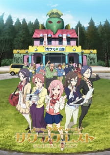 Sakura Quest Subtitle Indonesia