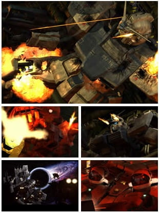 Gundam: Mission to the Rise, Gundam: Mission To The Rise,  GUNDAM Mission to the Rise,  GUNDAM Mission to the Rise