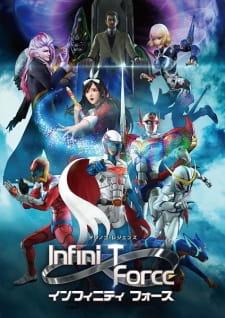 Infini-T Force ตอนที่ 1-12 จบ ซับไทย