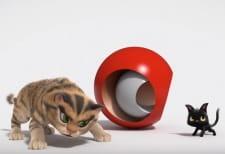 Rudolf to Ippaiattena x Godzilla x Toho Cinemas Moving Logo Eizou