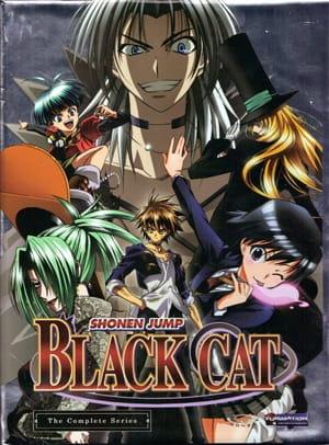 Black Cat Pictures Myanimelist Net