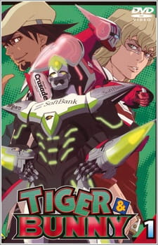 Tiger & Bunny picture