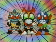 Kamen Rider SD Kaiki?! Kumo Otoko picture