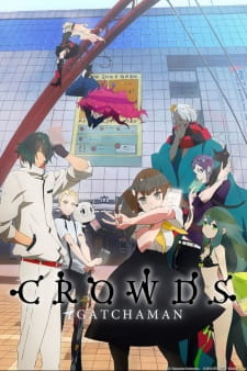 Gatchaman Crowds BD Episode 01-12 (End) + Batch [Subtitle Indonesia]