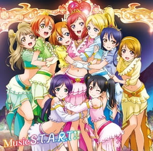 Music S.T.A.R.T!!, Love Live! School Idol Project: Music S.T.A.R.T!!,  Music S.T.A.R.T!!