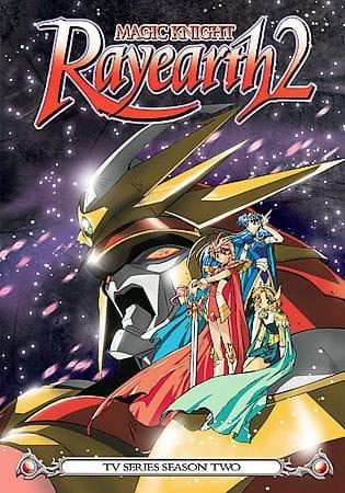Magic Knight Rayearth II, Magic Knight Rayearth II,  Mahou Kishi Rayearth II,  魔法騎士(マジックナイト)レイアース II