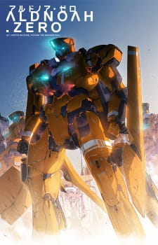 Aldnoah. Zero [TV + Blu-Ray]