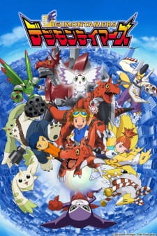 Nonton Digimon Tamers Subtitle Indonesia Streaming Gratis Online
