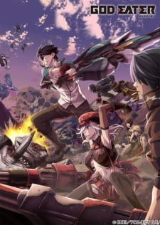 God Eater Subtitle Indonesia