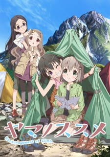 Yama no Susume Subtitle Indonesia