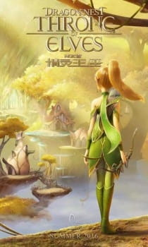 Dragon Nest: Throne of Elves Sub Indo BD
