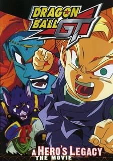 Dragon Ball GT: Gokuu Gaiden! Yuuki no Akashi wa Suushinchuu picture