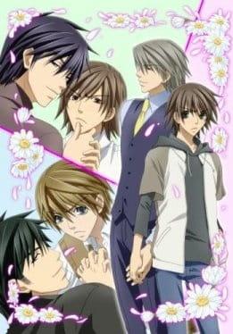 Junjo Romantica, Junjo Romantica,  Junjyou Romantica, Junjou Romantica: Pure Romance,  純情ロマンチカ