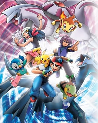 Pokemon Diamond & Pearl