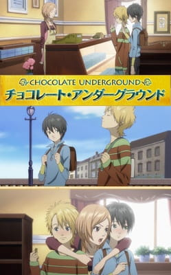 Cover Chocolate Underground