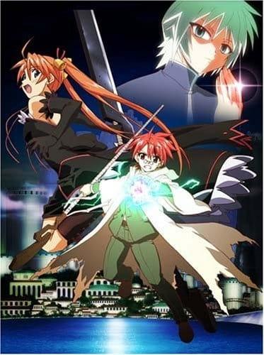 Cover Mahou Sensei Negima! Mou Hitotsu no Sekai