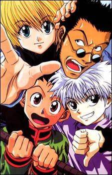 Hunter x Hunter,  HxH,  HUNTER×HUNTER(ハンター×ハンター)