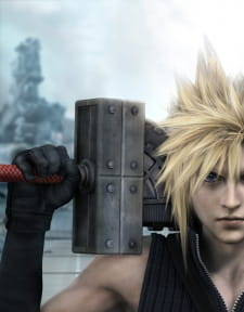Final Fantasy VII: Advent Children Complete picture