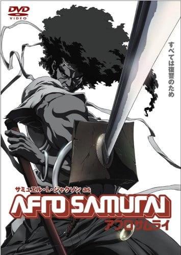 Afro Samurai the Movie, Afro Samurai the Movie,  AFRO SAMURAI 劇場版