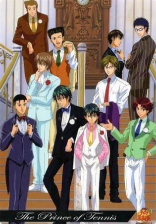 Tennis no Ouji-sama: The Band of Princes Film Kick the Future, Tennis no Ouji-sama: The Band of Princes Film Kick the Future,  テニスの王子様 THE BAND OF PRINCES FILM KICK THE FUTURE
