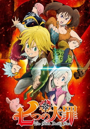 Nanatsu no Taizai (Complete Batch) (Episode 1 - 24)