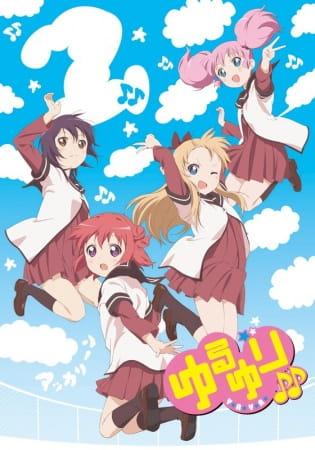 YuruYuri: Happy Go Lily ♪♪, YuruYuri: Happy Go Lily ♪♪,  Yuru Yuri S2,  ゆるゆり♪♪