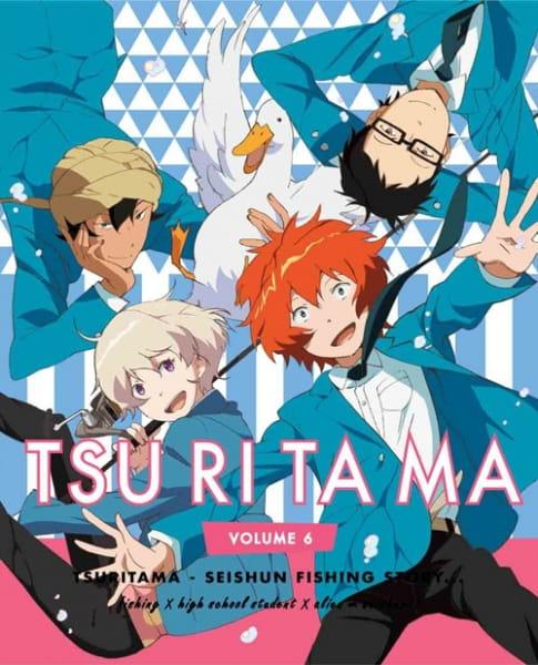 Tsuritama: Harikitte Contest, Tsuritama Picture Drama,  つり球 オリジナルピクチャードラマ「ハリキってコンテスト」