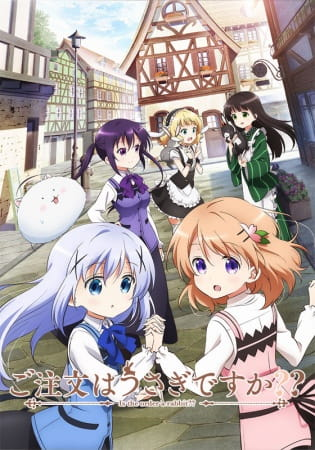 Is the Order a Rabbit??, Is the Order a Rabbit??,  Gochuumon wa Usagi desu ka? 2, GochiUsa 2,  ご注文はうさぎですか??