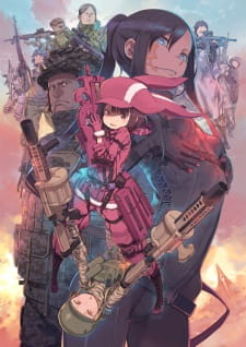 Sword Art Online Alternative: Gun Gale OnlineThumbnail 1
