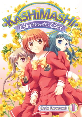 Cover Kashimashi: Girl Meets Girl