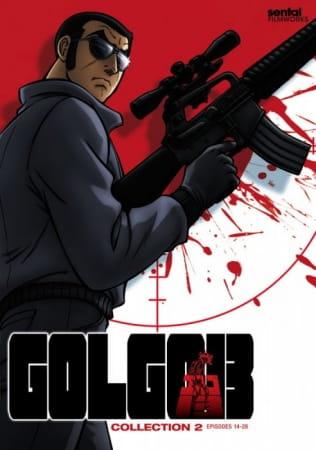 Cover Golgo 13 (2008)