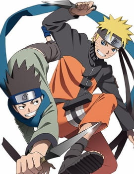 Chunin Exam on Fire! and Naruto vs. Konohamaru!, Chunin Exam on Fire! and Naruto vs. Konohamaru!,  炎の中忍試験! ナルトvs木ノ葉丸!!