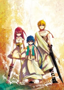 Magi: The Labyrinth of Magic picture