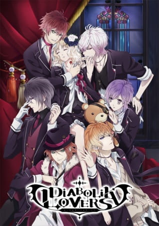 Diabolik Lovers, Diabolik Lovers,  DiaLover,  DIABOLIK LOVERS